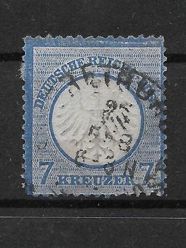 Deutsches Reich BRUSTSCHILD 10 gestempelt (BPP KRUG) (6)