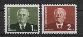 DDR 622-623 postfrisch