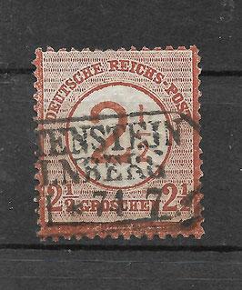 Deutsches Reich BRUSTSCHILD 29 gestempelt (BPP KRUG) (7)