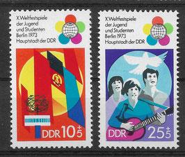 DDR 1829-1830 postfrisch