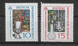 DDR 1052-1053 postfrisch