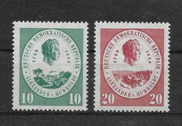 DDR 684-685 postfrisch