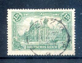 Deutsches Reich GERMANIA 113 gestempelt