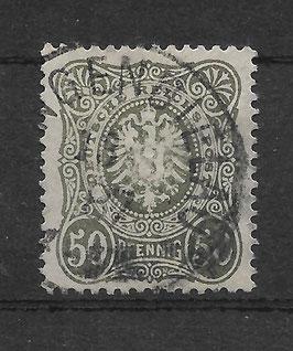 Deutsches Reich PFENNIG 44 Ib gestempelt (BPP WIEGAND) (7)