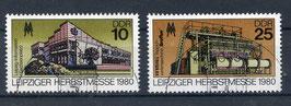 DDR 2539-2540 gestempelt