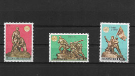 NORDKOREA 1470-1472 gestempelt