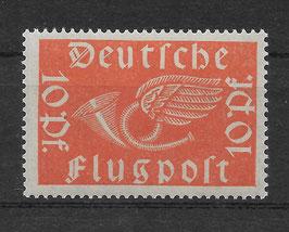 Deutsches Reich FLUGPOST 111a postfrisch (BPP BAUER)