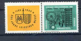 DDR 1012 W Zd 118 postfrisch (2)