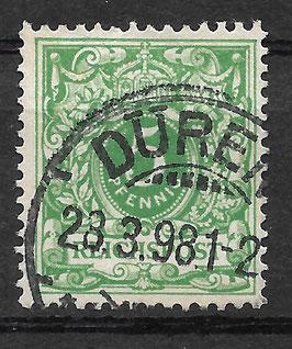 Deutsches Reich KRONE/ADLER 46c gestempelt (BPP WIEGAND)