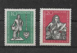 DDR 682-683 postfrisch