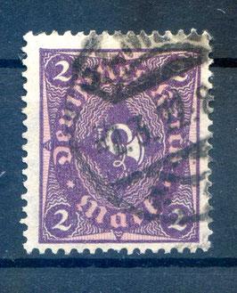Deutsches Reich FREIMARKE 171 gestempelt