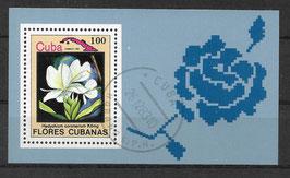CUBA Block 79 gestempelt