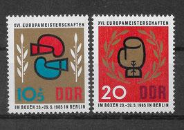 DDR 1100-1101 postfrisch (2)