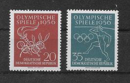 DDR 539-540 postfrisch