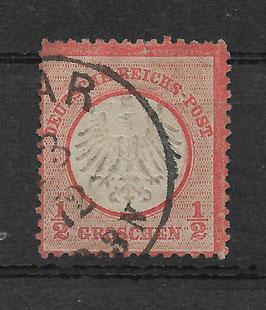 Deutsches Reich BRUSTSCHILD 3 gestempelt (BPP KRUG) (6)