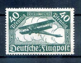 Deutsches Reich FLUGPOST 112a ungebraucht (BPP BAUER) (2)