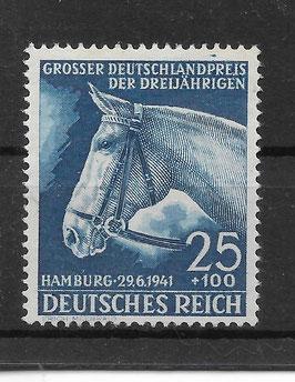 Deutsches Reich DAS BLAUE BAND 779 postfrisch