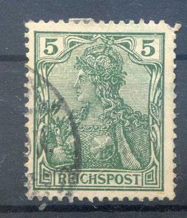 Deutsches Reich REICHSPOST 55 gestempelt (4)