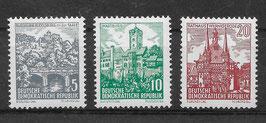 DDR 835-837 postfrisch