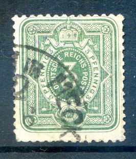 Deutsches Reich PFENNIG 39 Ia gestempelt (BPP JÄSCHKE) (2)