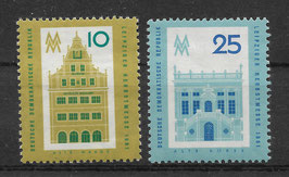DDR 843-844 postfrisch