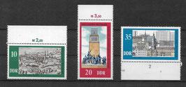 DDR 2086-2088 postfrisch
