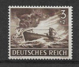 DR TAG der WEHRMACHT 831x postfrisch