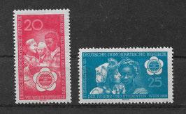 DDR 705-706 postfrisch
