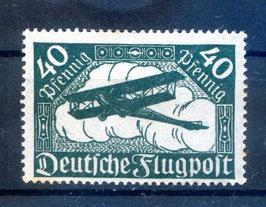 Deutsches Reich FLUGPOST 112a ungebraucht (BPP BAUER)