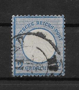 Deutsches Reich BRUSTSCHILD 5 gestempelt (BPP KRUG) (6)