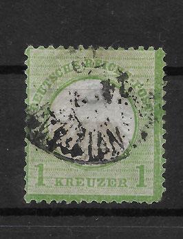 Deutsches Reich BRUSTSCHILD 7 gestempelt (BPP KRUG) (6)