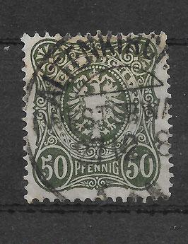 Deutsches Reich PFENNIG 44 Ib gestempelt (BPP WIEGAND) (6)