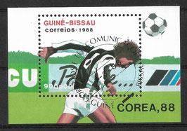 GUINEA-BISSAU Block 271 gestempelt