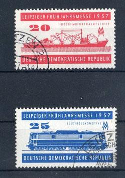 DDR 559-560 gestempelt