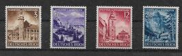 Deutsches Reich 806-809 postfrisch