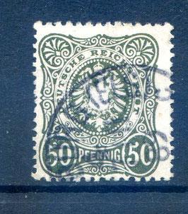 Deutsches Reich PFENNIG 44 Ib gestempelt (BPP WIEGAND) (IV)