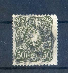 Deutsches Reich PFENNIG 44 Ib gestempelt (BPP WIEGAND) (II)
