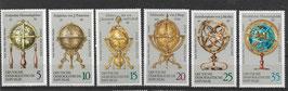 DDR 1792-1797 postfrisch