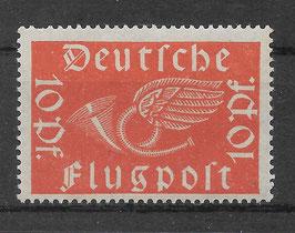 Deutsches Reich FLUGPOST 111a ungebraucht (BPP BAUER)