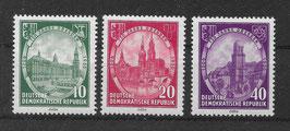 DDR 524-526 postfrisch