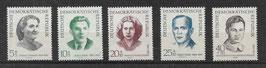 DDR 881-885 postfrisch (2)