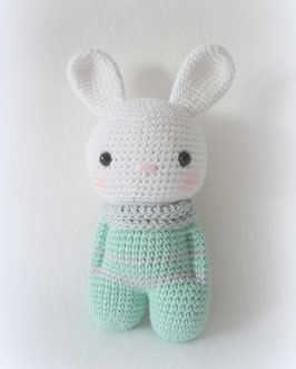 Anleitung Sockdoll Bunny