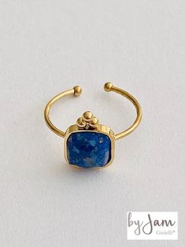 By Jam Ring Royal Lapis Lazuli