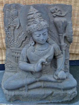 Dewi-Tara - Relief - H: 50 cm