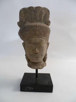Apsara-Kopf - 46x18 cm