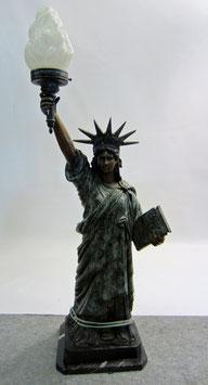Lampe - Freiheitsstatue - H: 100 cm
