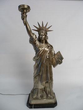 """Lampe - """"Freiheitsstatue"""" - H: 84 cm"""