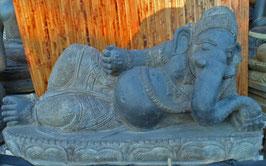 Ganesha - liegend - 100x60x35 cm