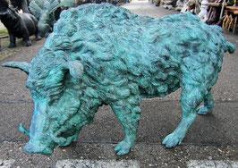 """Wildschwein - """"lebensgroß"""" - 150x80 cm"""