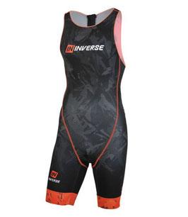 Aerodynamischer Herren - Triathlon Einteiler